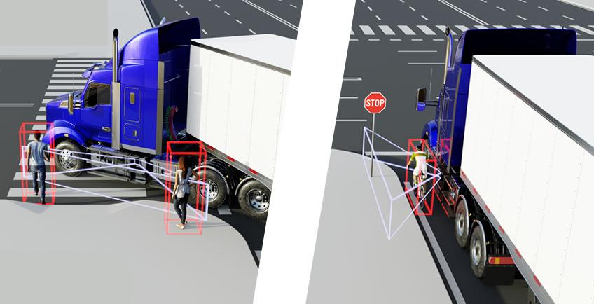11low speed blindspot detection